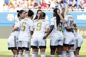 Real Madrid tendrá equipo femenino, temporada 2020-2021