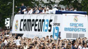 Real Madrid no celebrará si es campeón