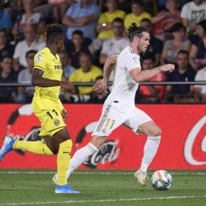 Real Madrid recibe al Villareal