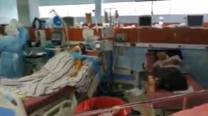 VIDEO | PDH se refiere a labor de personal de Salud en hospital y sugiere al Gobierno escucharlos