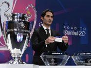 Sorteo cuartos de final Champions League