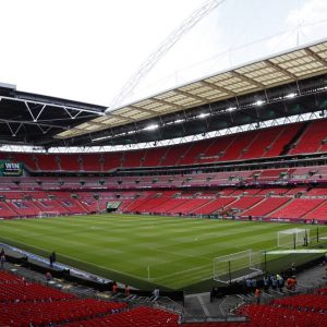 Inglaterra y Gales jugarán amistoso en Wembley