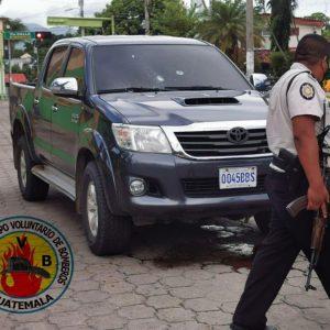 Alcalde de Teculután sufre atentado