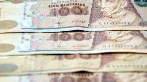 Billetes de Q100