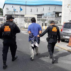 Capturado presunto responsable de balacera en zona 14