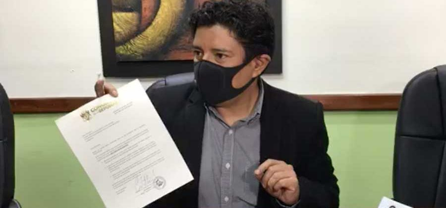 Diputado Carlos Barreda