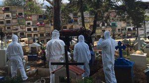 Cementerio Municipal de Mixco