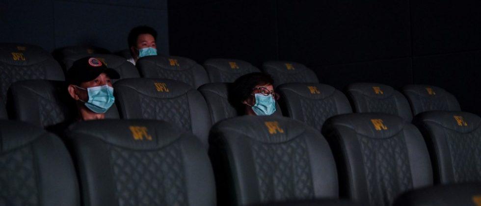 Reabren cines en Shanghái, China