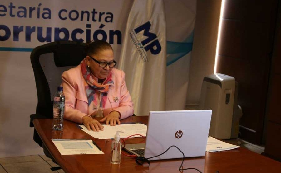 María Consuelo Porras Argueta