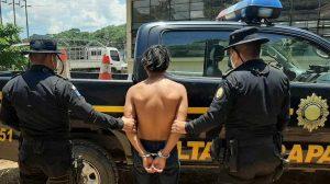 Detenido por supuestamente haber abusado de menor
