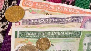 Dinero de Guatemala