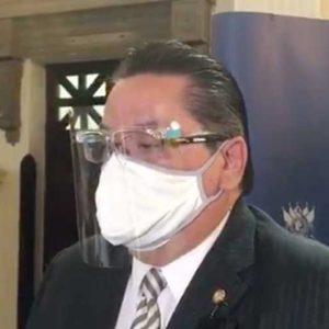Diputado Luis Rosales Marroquín