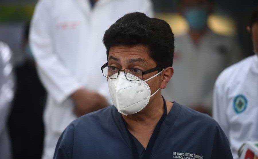 Doctor Marco Antonio Barrientos