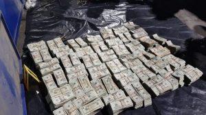 dólares decomisados en Totonicapán