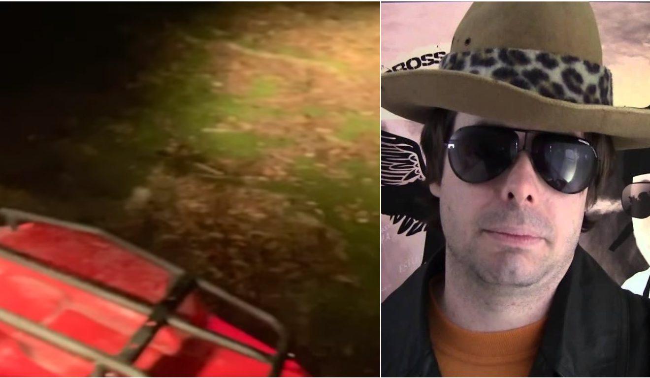 Dross incluye grito en Petén en uno de sus videos de terror