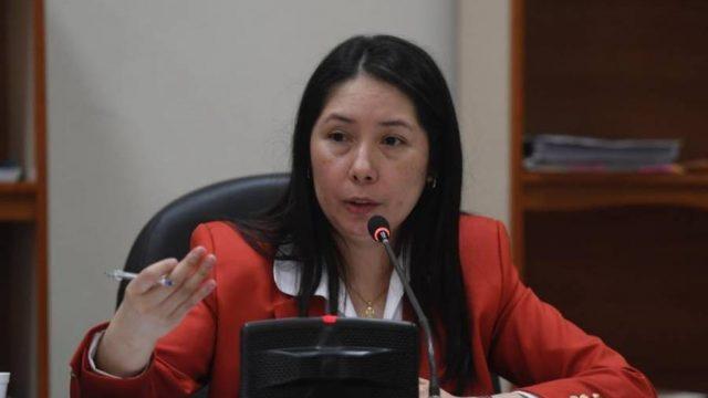 Jueza Erika Lorena Aifán.