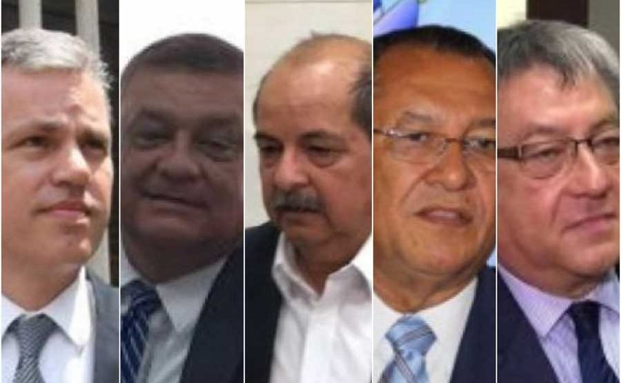 Exdiputados procesados por caso Plazas Fantasma