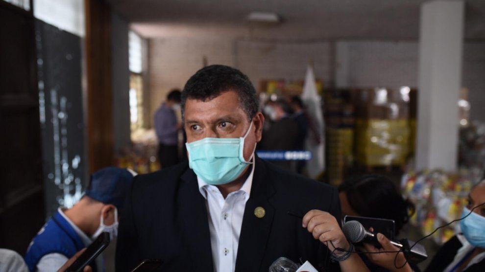 Vicepresidente Guillermo Castillo