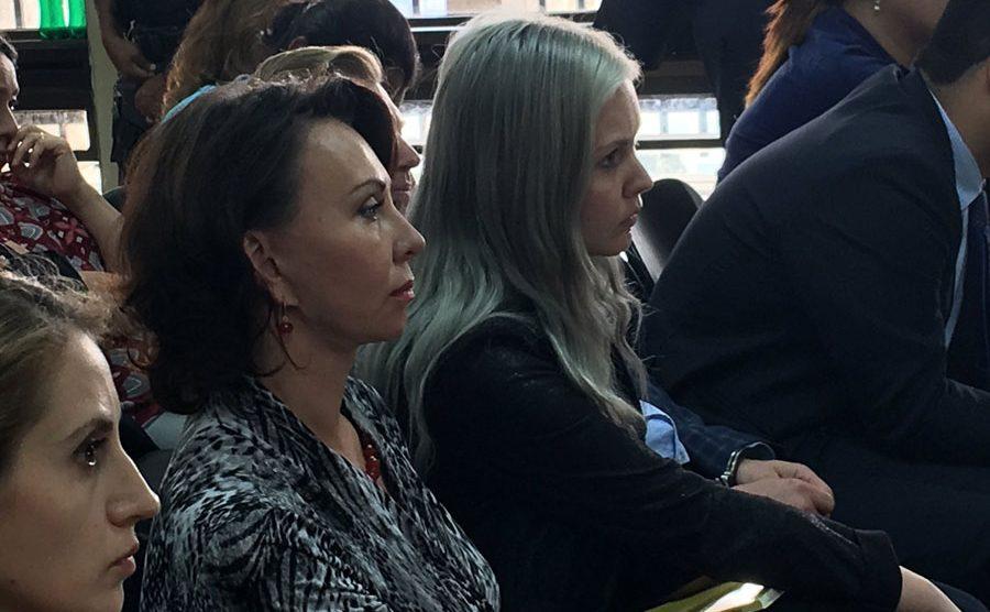 Irina y Anastasia Bitkov