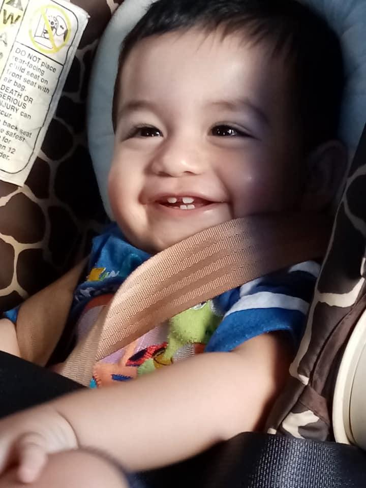 Bebé Juan Elías