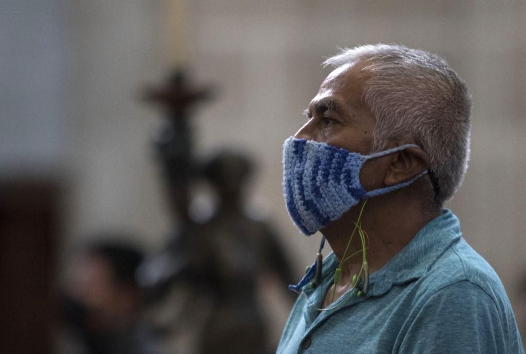 Iglesias de México reabren en medio de la pandemia de COVID-19
