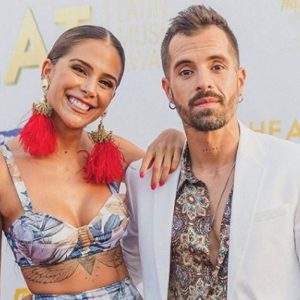 Mike Bahía y Greeicy