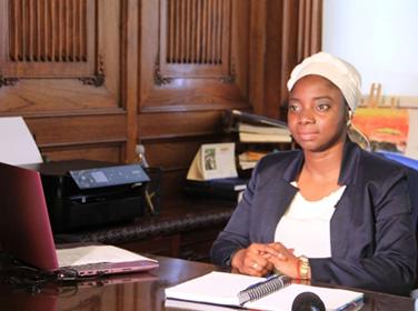 La ministra de Cultura, Silvana Martínez, en un video informó su resultado.