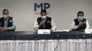 MP brinda datos sobre caso de Libramiento de Chimaltenango
