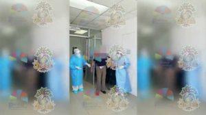 Paciente de 91 años vence el Covid-19