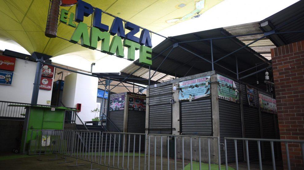 Plaza El Amate