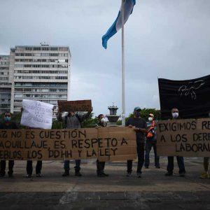 Protestan por el cierre de Sepaz