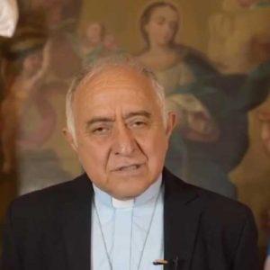 Monseñor Raúl Antonio Martínez Paredes