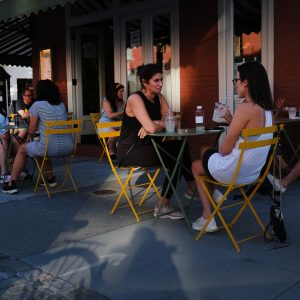 Restaurante socializar