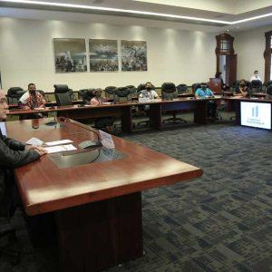 Giammattei se reúne con el Consejo Indígena Nacional