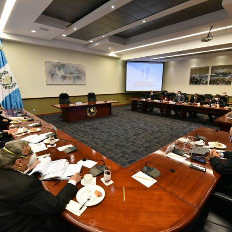 reunión de Comisión Específica de Protección Sanitaria y Ambiental con Coprecovid