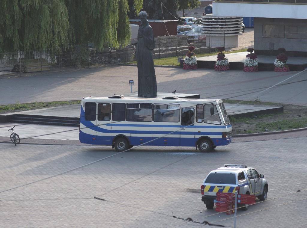 Toma de rehenes en Ucrania