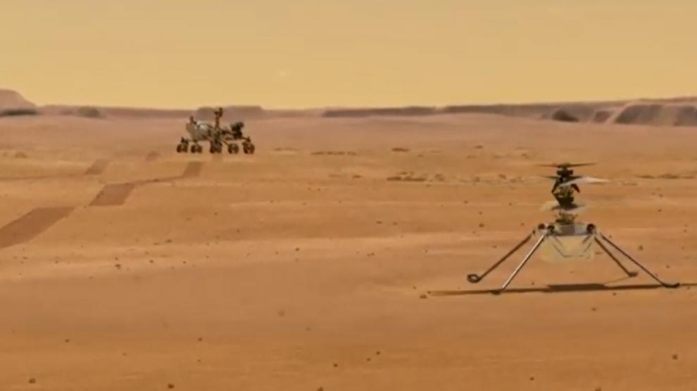 La NASA prepara envío de robot cazador de microbios a Marte