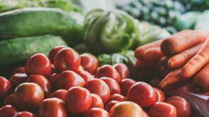 Verduras del mercado