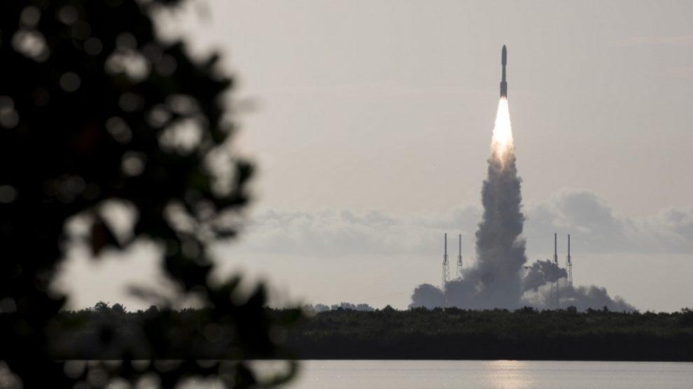 Lanzamiento de misión Perseverance, de la NASA, rumbo a Marte