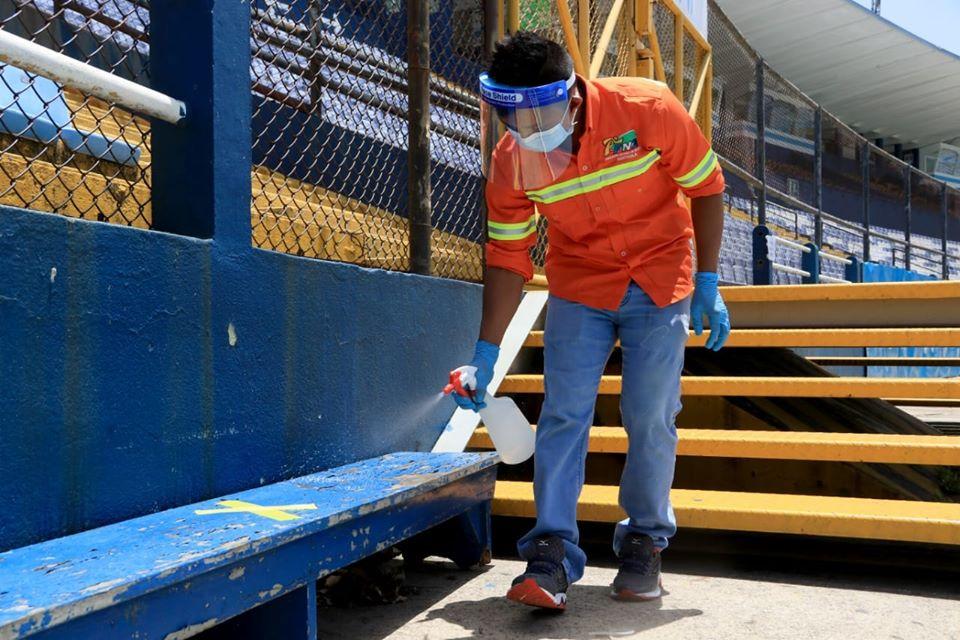 El atletismo guatemalteco regresa a los entrenos
