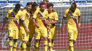 Barcelona, un positivo de Covid-19 en su equipo