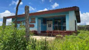 Centro de salud de Chimaltenango