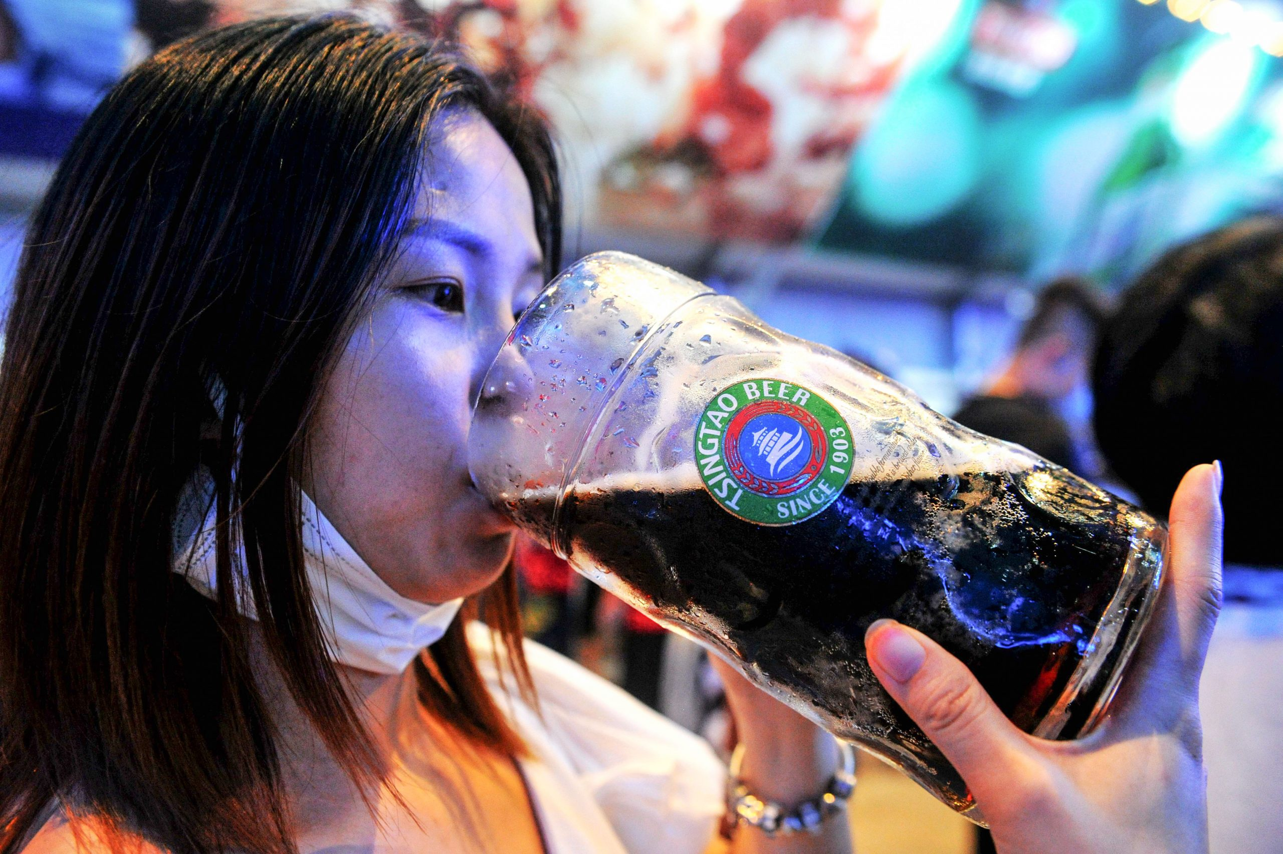 China festival de la cerveza