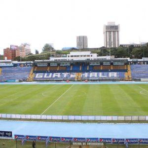 Doroteo Guamuch Flores, sede de Guatemala eliminatorias Catar 2022