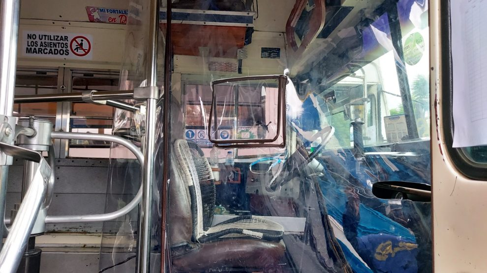 Rutas extraurbanas en Villa Nueva realizarán ensayos.