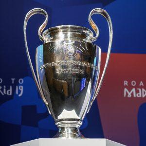 Semifinales de la Champions League