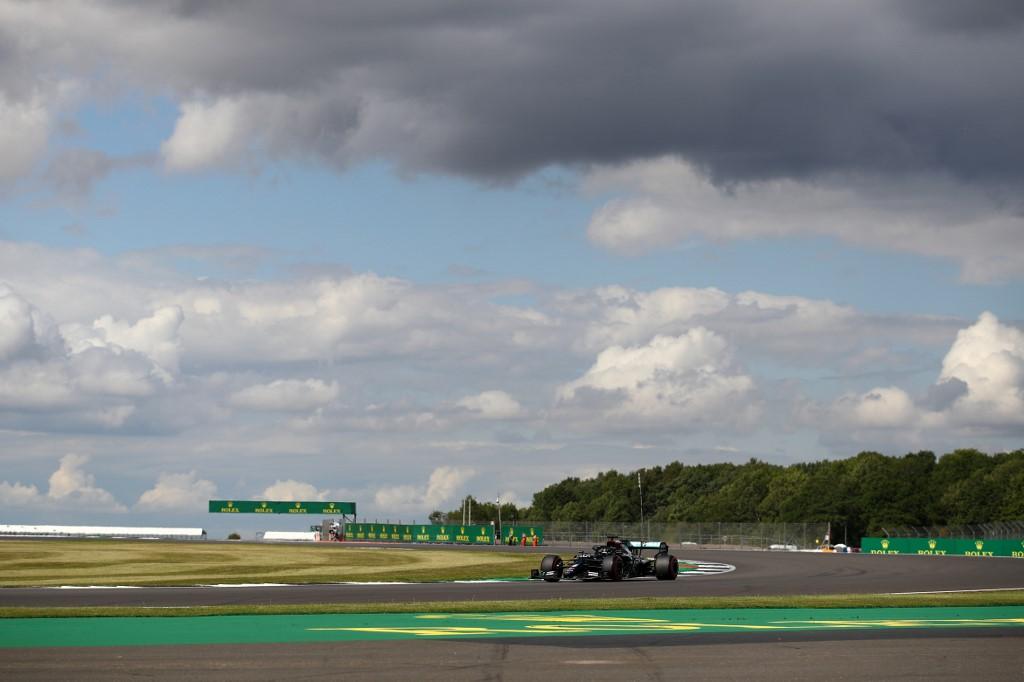 Circuito de Silverstone, Gran Premio de Inglaterra