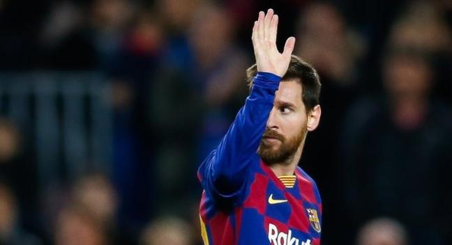 LaLiga favorece al Barcelona eon el contrato de Messi
