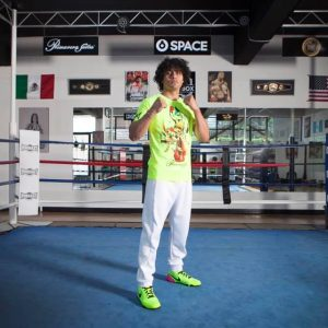 Lester Martínez gana su quinta pelea