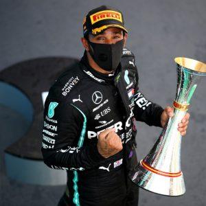 Lewis Hamilton se queda con el Gran Premio de España